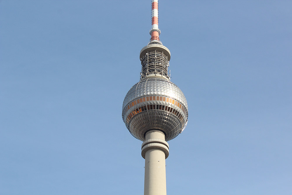 Torre de Tv Berlin Alemania