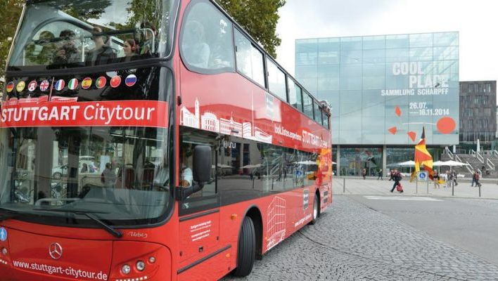 Bus Tour stuttgart