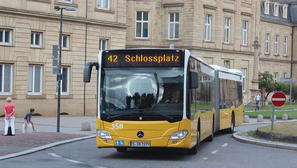 Bus tours en stuttgart